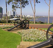 Cannons protect the City by georgieboy98