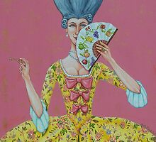 """Language Of The Fan-""""I Am Desirous Of Your Acquaintance"""" by Beth Clark-McDonal"""