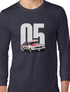 1979 A9X Torana Hatchback - Bathurst / Brock Long Sleeve T-Shirt