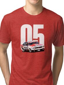 1979 A9X Torana Hatchback - Bathurst / Brock Tri-blend T-Shirt