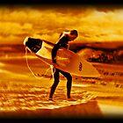 Steels Surfer by UncaDeej