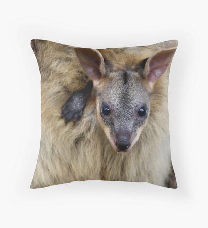 Brand New Jumper Throw Pillow