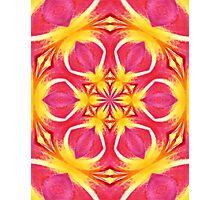 Raspberry Lemonade Photographic Print