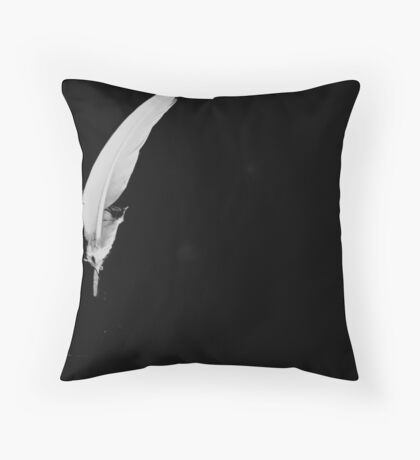 A Quill Perhaps ? Throw Pillow