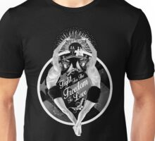 Fight For The Freedom To Love {/w Rays} Unisex T-Shirt