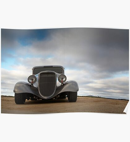 '33 Ford - RAWR Poster