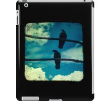 Just The Two Of Us iPad Case/Skin
