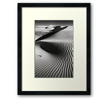 Barchan of Oceano Framed Print