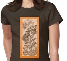 Miss Heather's Twang-a-Rama Womens Fitted T-Shirt