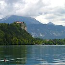 Lake Bled by Lisa Williams