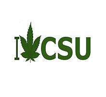 I Love CSU by Ganjastan