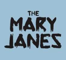 Spider-Gwen: The Mary Janes Baby Tee
