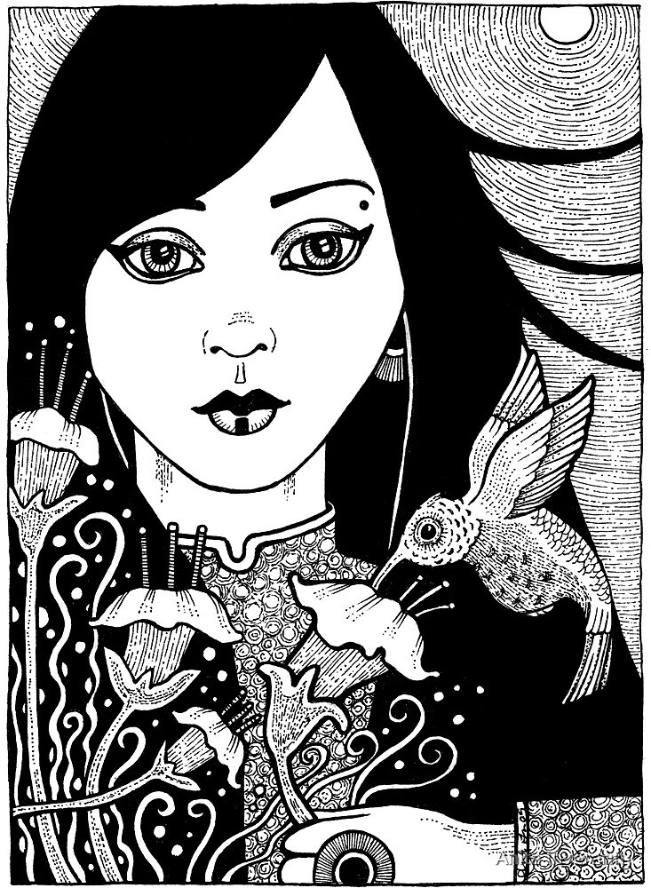 Nectar by Anita Inverarity