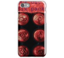 Check out my six pack iPhone Case/Skin