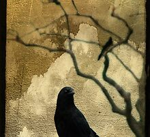 The Crow Is King by gothicolors