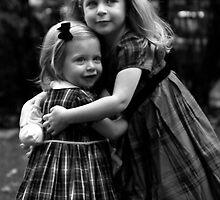 Sisters. by Hallie Duesenberg