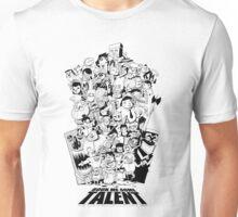 3D Movie Maker Actors Unisex T-Shirt