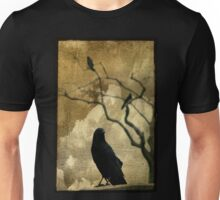 The Crow Is King Unisex T-Shirt