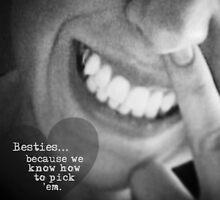 I Pick You! by philosophoto