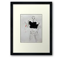 t w o Framed Print