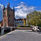Monuments Town Zierikzee by Adri  Padmos