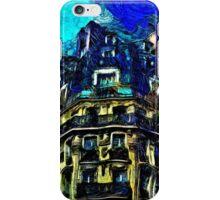Barcelona Building Fine Art Print iPhone Case/Skin