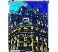 Barcelona Building Fine Art Print iPad Case/Skin