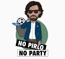 No pirlo no party Unisex T-Shirt
