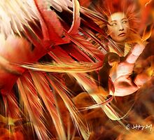fury of the Phoenix by navybrat