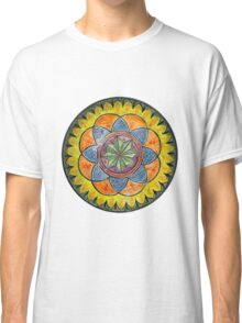 Ornate Star Mandala  Classic T-Shirt