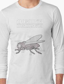 Drosophila melanogaster... Long Sleeve T-Shirt