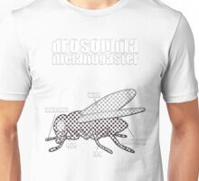 Drosophila melanogaster... Unisex T-Shirt