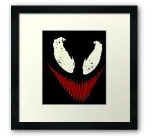Venom's Disturbia Framed Print