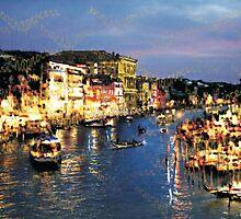 Venice Italy #1 by barcha