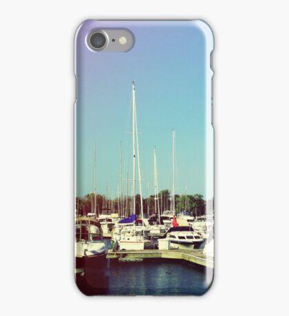 Boats V iPhone Case/Skin