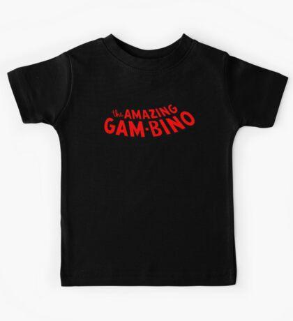 The Amazing Gambino Kids Tee