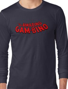 The Amazing Gambino Long Sleeve T-Shirt