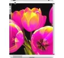 Colours Tulips iPad Case/Skin