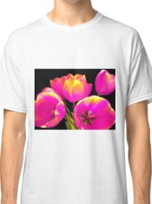 Colours Tulips Classic T-Shirt
