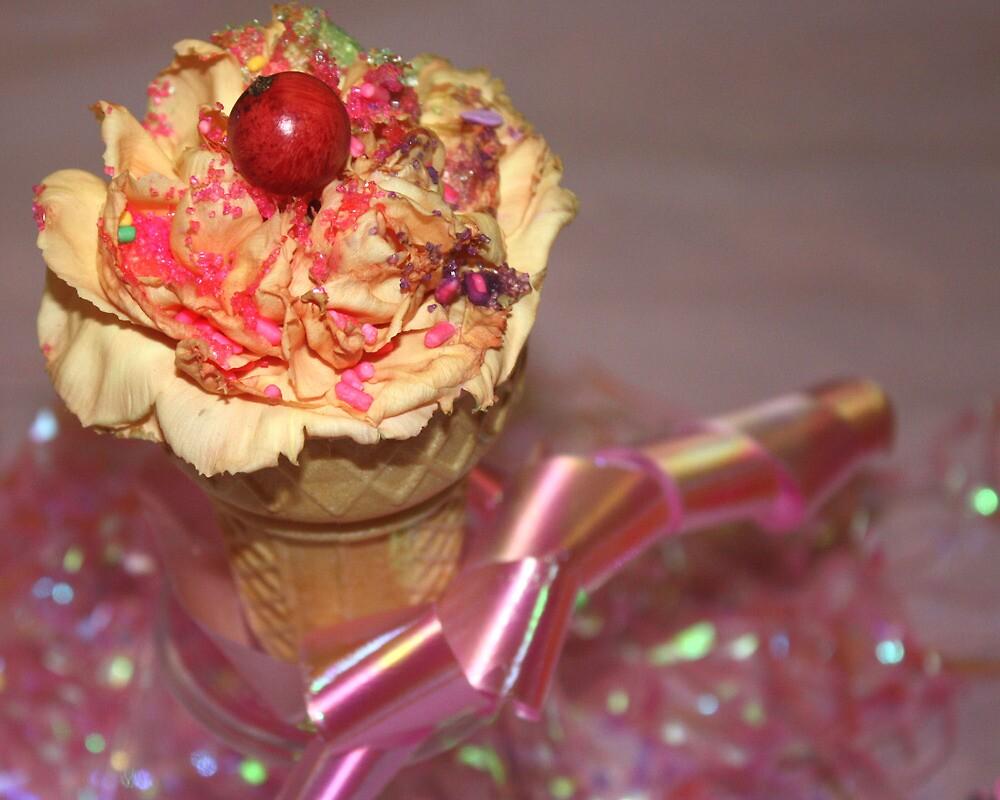 Ice Cream Anyone? by Kay  G Larsen