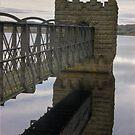 Hury Reservoir - Co Durham by Trevor Kersley