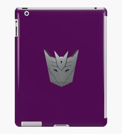 Transformers - Decepticon iPad Case/Skin