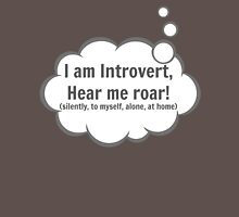 I am Introvert Unisex T-Shirt