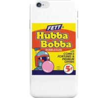HUBBA BOBBA iPhone Case/Skin