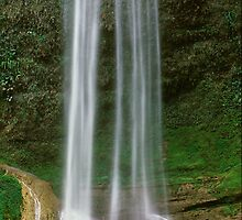 Tenaru Falls - Guadalcanal - Solomon Islands by Trevor Wallace