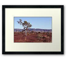 The Outback Framed Print