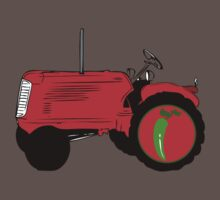 TRACTOR PEPPER communist propaganda by SofiaYoushi
