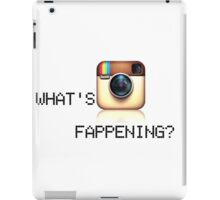 What's fappening?? iPad Case/Skin