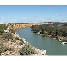 River Murray  Photographic Print