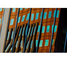 City Reflections Photographic Print